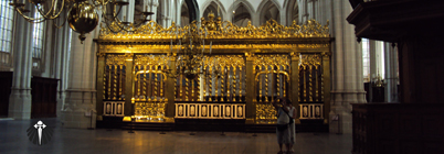 Catedral ou Museu de Amsterdam?