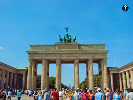 Portão de Brandenburger. Thumb