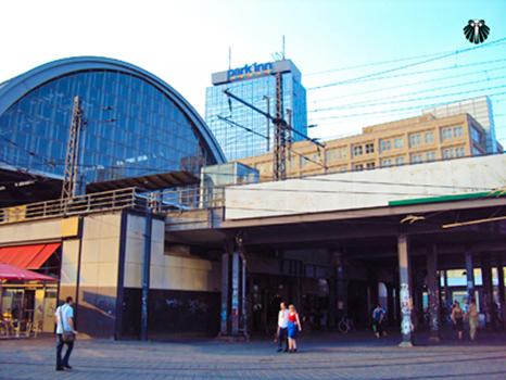 Estação de Friedrichstrasse
