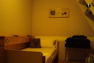 Quarto Hotel Pankow