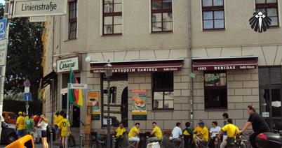 Botequim Carioca em Berlim