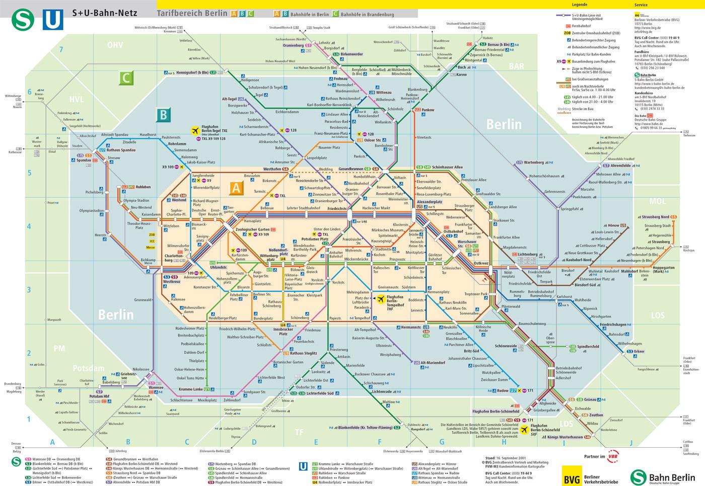 Metro de Berlim