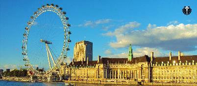 London Eyes - Famosa Roda Gigante