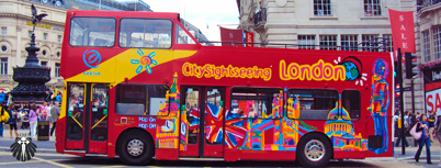 Red Bus - Transporte tipico de Londres