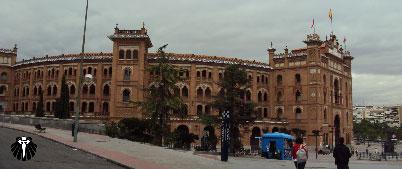 Plaza del Toros - local onde se realizam as famosas corridas de touros, também conhecidas como touradas