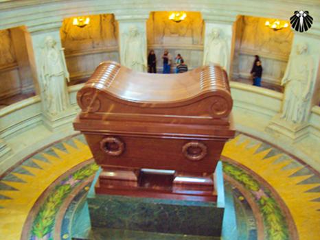 Tumba de Napoleão, Museu dos Inválidos. Thumb