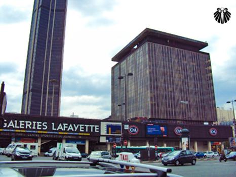 Galerias Lafayette, MontParnase. Thumb