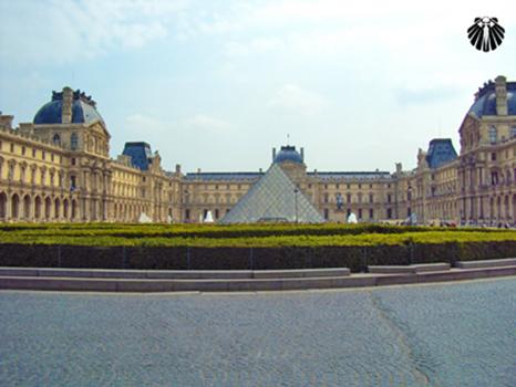 Museu do Louvre. Thumb