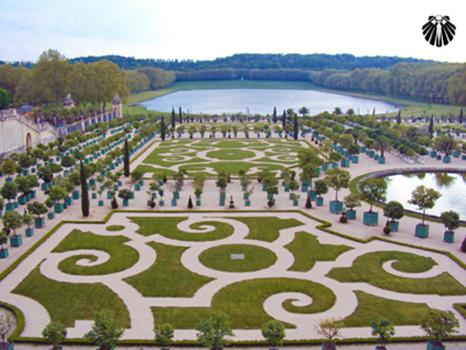 Jardins do Palácio de Versailles. Thumb