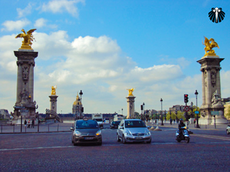 Pont Alexander III. Thumb