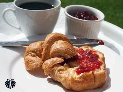 Café da manhã parisiense
