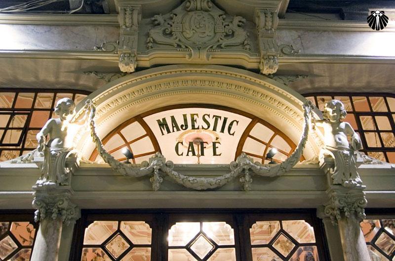 Café Majestic - uma pérola no Centro do Porto