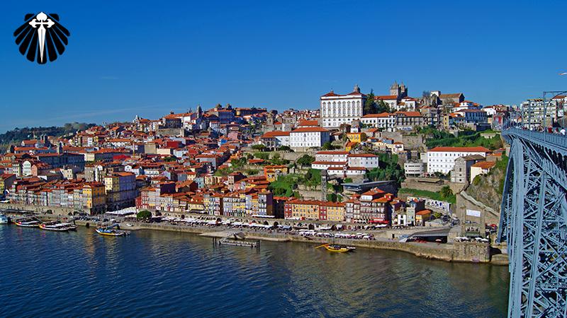 Vista Cidade Baixa da Igreja da Sé.