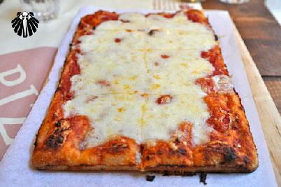 Pizza Romana... Quadrada!