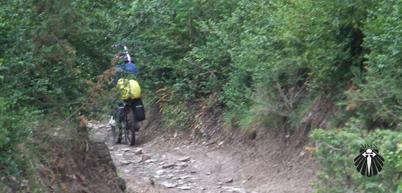 Caminho de Santiago de Bike!